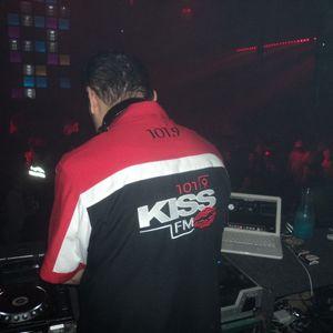 Pedro Gonzzalezz Kissfm 101.9 FM Mexico Kissmix 07-11-2015