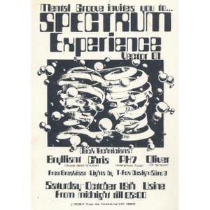 Warehouse rave set - oct. '92