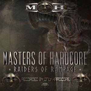 Furyan & Neophyte - Masters of Hardcore · Raiders of Rampage