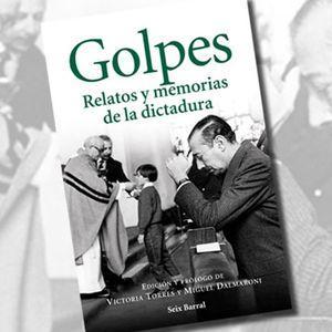 """Miguel Dalmaroni Autor del libro: """"Golpes. Relatos y memoria de la dictadura."""""""