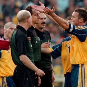 """Världens tråkigaste fotbollsmatch"" EM 2000 (repris)"
