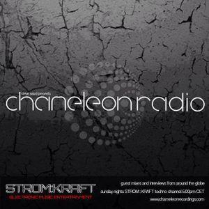 CHAMELEON RADIO SHOW - Jamieson Kingston