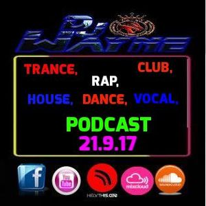 Mushed up Dance-PodCast(21.9.17)
