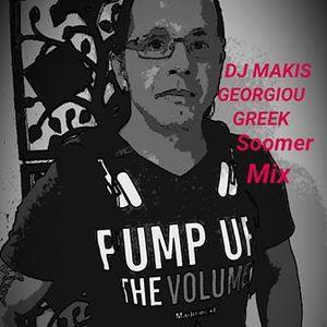 SOOMER MIX DJ MAKIS GEORGIOU 2016