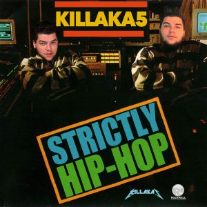 DJ KILLAKA5 - STRICTLY HIP-HOP
