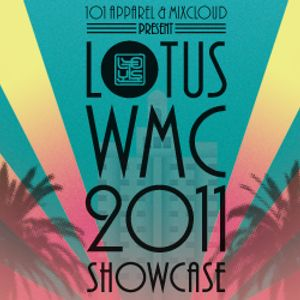 Vikter Duplaix - Live at the Lotus WMC 2011 Showcase