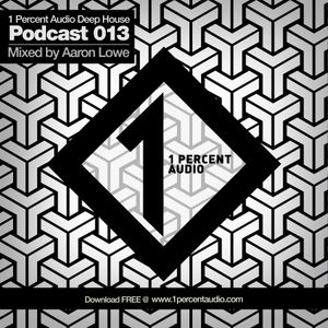 1 Percent Audio Deep House Podcast 013