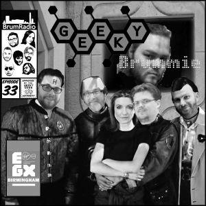 Geeky Brummie with Ryan Parish (01/10/2016)