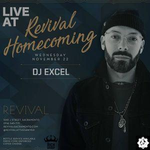 EXCEL - Live At Revival (Sacramento, 11-22-17)