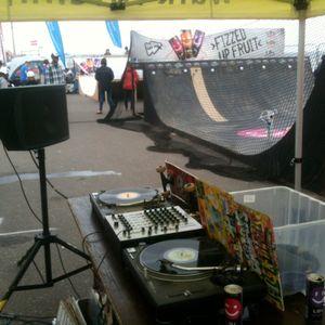 Magnus Asberg Live Dj Mix(Hip Hop) at Paddle Around the Pier 2012