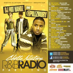 DJ Hot Handz And DJ Pillzbury – Ghetto Allstars R&B Radio Pt. 2