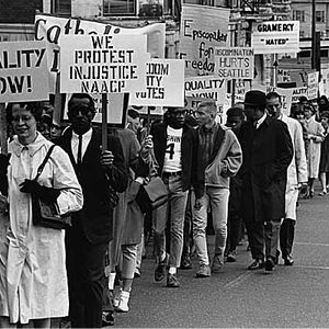 March Of The Civil Rights. Join Us !!!!!!