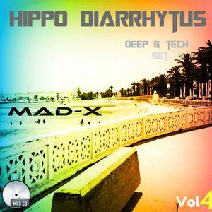 Hippo Diarrhytus vol 4 - deep & tech set (DJ MAD X )