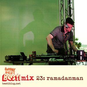 Bestimix 23: Ramadanman