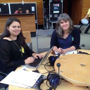 Wunder Parlement ' Les coulisses ' - Avec Eva Ottavy de La Cimade