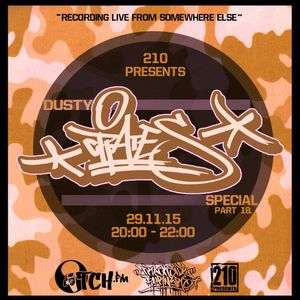 210 Dusty Crates Special 18. // Trackside Burners x ITCH FM //