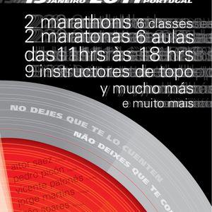 CLASS VICENTE PALONÉS (GOLD INSTRUCTOR SCHWINN CYCLING, VALENCIA, SPAIN) IN IBÉRICA 2011