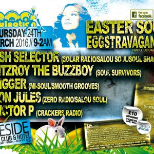 Fitzroy(Soul Survivors) In The Mix live @ the Easter Eggstraveganza @  Lakeside Country Club Frimley