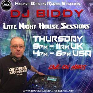 DJ BIDDY LIVE ON HBRS 14 / 3 / 2019