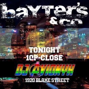 Hayter's & Co. 6-26-15 1045pm-1130pm Live