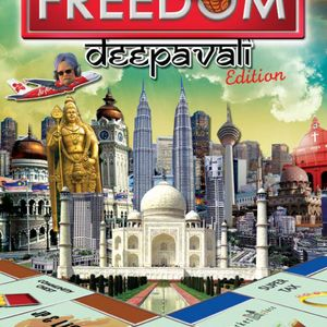 JP Live at Freedom Deepavali edition (final hour)