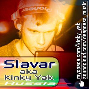 Slavar aka Kinky Yak - guest mix 25(04.12.10)
