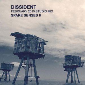 Spare Senses 8 (Feb2010 Studio Mix)