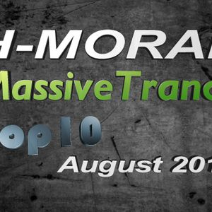 Massive Trance Top 10 August 2012