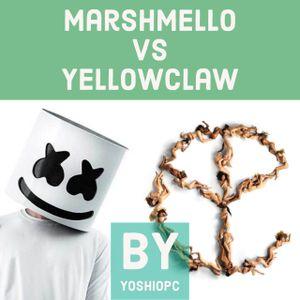 Marshmello VS YelleowClaw