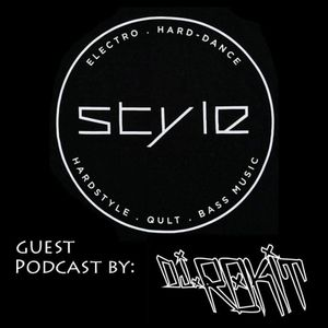 DJ Rokit @ Style presents an All Local Line Up (re recorded)