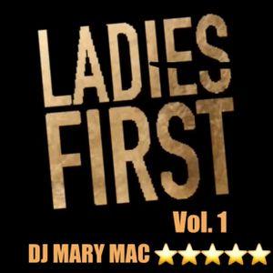 DJ MARY MAC 5 STAR LADIES FIRST VOL. 1