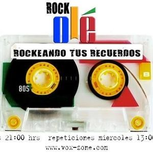 RockOlé Vol 2 en Español - Only Friends Cuern@