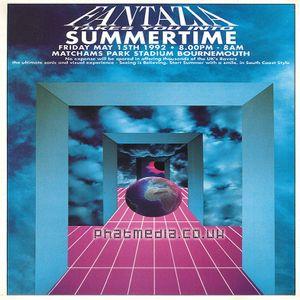 Fantazia 1992 Summertime DAT recorded music Disk 02 - Disc 12 NO MCs Just hardcore!