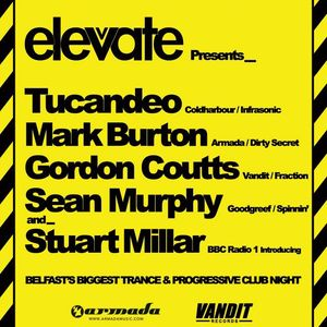 Gordon Coutts- Live @ Elevate, Belfast (17/06/11)