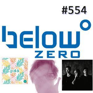 Below Zero Show #554