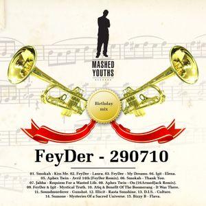 FeyDer - 290710 (Birthday Mix)