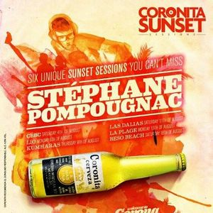 Part II / Stephane Pompougnac / Live from Coronita Sunset Session @ CBBC / 4.08.2012 / Ibiza Sonica