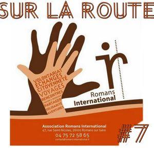 SUR LA ROUTE #7 : Romans International