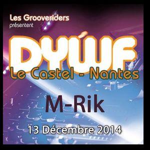 2014-12-13 - M-Rik - Bim Time (Live@LeCastelNantes record)