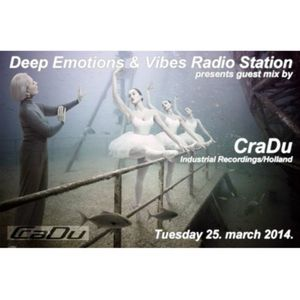 Deep Emotions 013 Guest Mix March 2014
