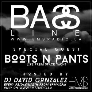 Bassline Episode 22 Special Guests  Boots N Pants