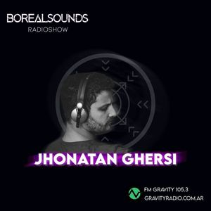 BOREALSOUNDS RADIOSHOW EP 60 GUEST MIX BY JHONATAN GHERSI