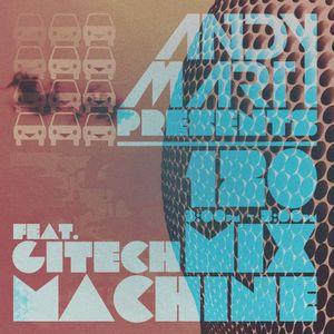 Andy Mart feat. Gitech - Mix Machine@DI.FM 120