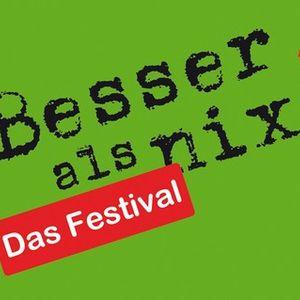 Besser als Nix Festival 2012 - Live Mix