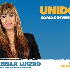 Audio entrevista-Anabella Lucero, Jefa de Programa Pueblos Puntanos, candidata primer suplente de Di