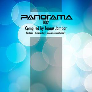 Panorama 002 - Mixed by Tamas Jambor