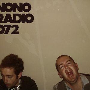 NonoRadio 72: Taken from rhubarbradio.com 22/03/10