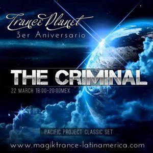 The Criminal @Live Trance Planet 3°Anniversario