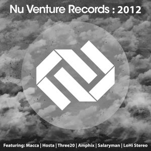 Nu Venture Records 2012 - NVR006 Promo Mix [UNDER £5 for 11 DnB/Dubstep Tracks]