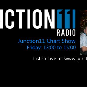 'The Junction11 Chart Show' - 22/06/2012